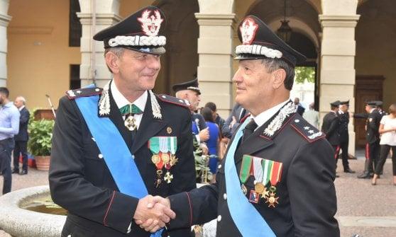Carabinieri, Iacobelli al comando della Legione, fu lui a liberare Laura Spadafora