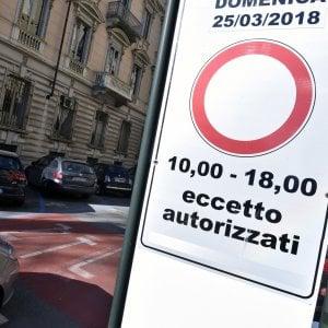 Torino: domani torna la domenica ecologica, stop ai veicoli nella Ztl tra le 10 e le 18