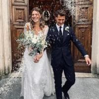 Nozze da favola alla Reggia di Venaria per Cristina Chiabotto