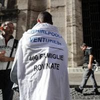 Da Riva di Chieri a Roma, l'ira degli operai dell'ex Embraco