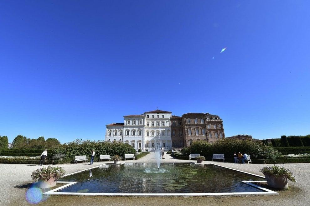 Venaria, ecco il parco più bello d'Italia in quattordici scatti