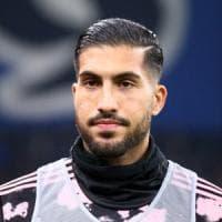 Juventus, Emre Can: ''Gioco poco e non sono contento''
