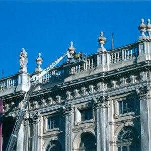 Torino: restauri di palazzo Madama, braccio di ferro sulla reclamè degli sponsor