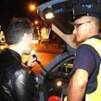 Biella, alla guida con tasso di alcol cinque volte superiore il consentito