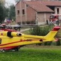 Morto al Cto uno dei feriti nell'esplosione della cascina nell' Astigiano