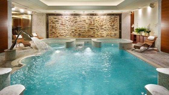 Bagno Turco Piemonte.Torino Nel Nuovo Hotel Principi Di Piemonte Ora C E Pure La