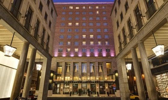 Torino, nel nuovo hotel Principi di Piemonte ora c'è pure la spa
