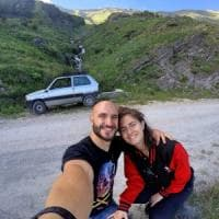 La luna di miele di due torinesi: un rally in Marocco sulla vecchia Panda
