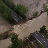 Maltempo, nella zona di Gavi caduti quasi 500 millimetri di pioggia in 24 ore