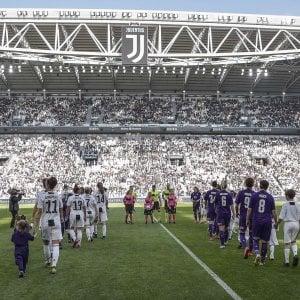 Torino, l'Allianz Stadium si candida per la finale di Champions femminile 2022 0 2023