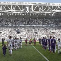Torino, l'Allianz Stadium si candida per la finale di Champions femminile