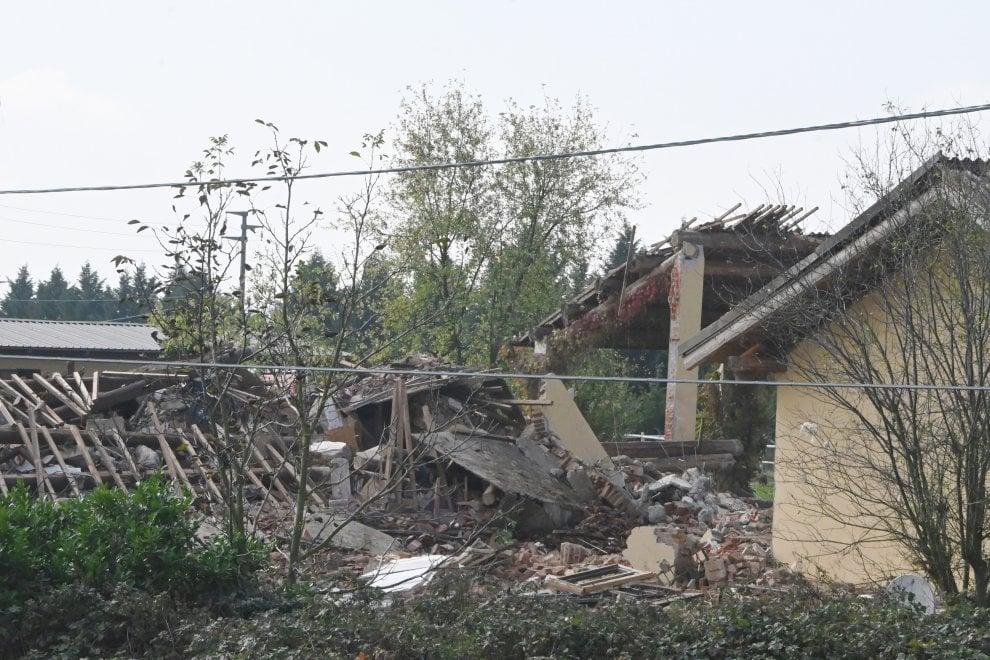 La tragedia di Alessandria, tre vigili del fuoco morti e due feriti gravi