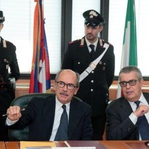 Scacco alla 'Ndrangheta: settanta arresti e sequestri per traffico droga in cinque città