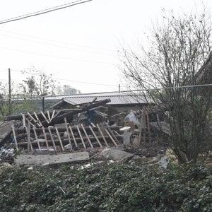 """Il proprietario della cascina esplosa: """"Mi hanno fatto un dispetto"""""""