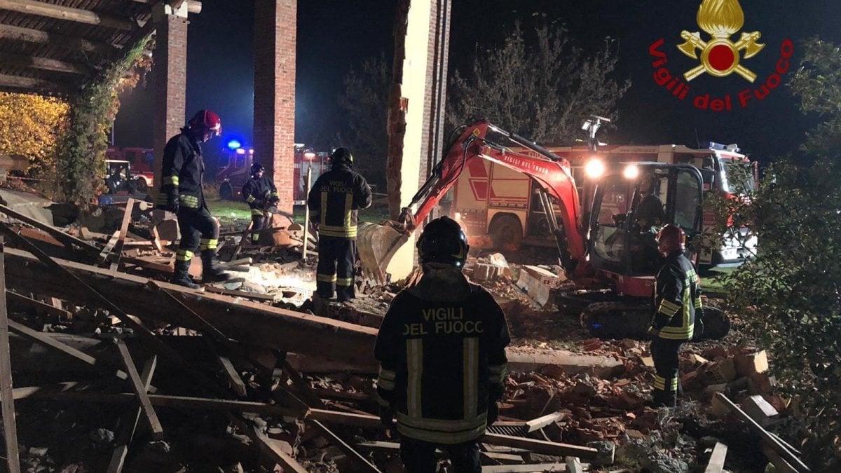 Esplosione di Quargnento, confessa il proprietario della cascina : l'attentato per frodare l'assicurazionee