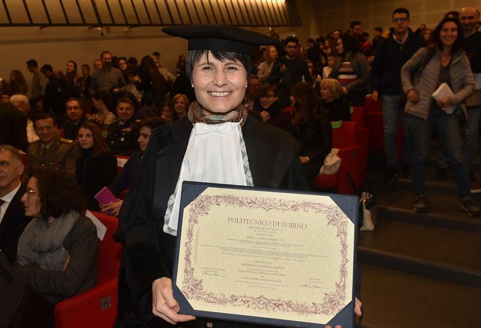 Una laurea per AstroSam dal Politecnico di Torino
