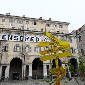 Torino: c'è l'accordo sulla Cavallerizza, l'uscita degli occupanti si allunga di una settimana