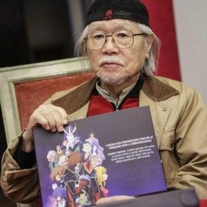 Torino, migliorano condizioni Matsumoto, sveglio e cosciente  il creatore di Capitan Harlock