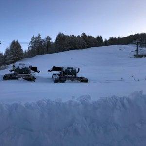 Piemonte ancora maltempo  e nevicate per qualche giorno