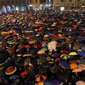 """Anche Torino ha le sue """"sardine"""": sono già oltre 30mila"""