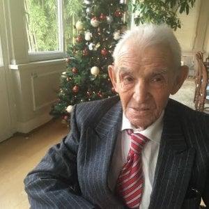 Nereo, il padre di Greggio soldato in Grecia e poi deportato in Germania