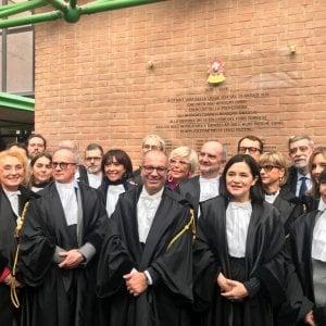 Leggi razziali: Torino, una targa al Palazzo di giustizia per gli avvocati 'esclusi'