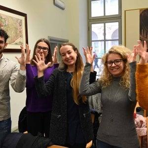 Giusy ha vinto la sua battaglia, all'Università un lettore per i sordi