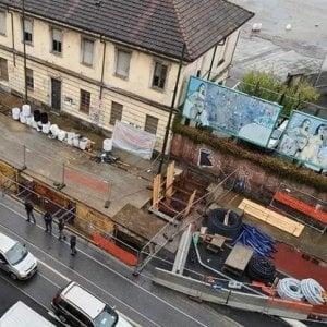 Bomba della seconda guerra mondiale chiusa in via Nizza fino a domani: traffico paralizzato