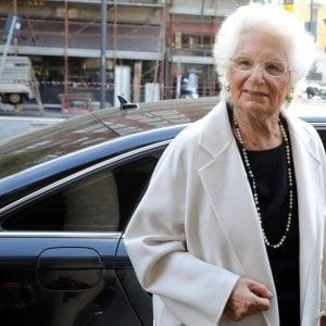 Torino darà la cittadinanza onoraria alla senatrice Liliana Segre
