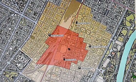 Torino, domenica è il giorno della bomba: quasi 10 mila evacuati, restrizioni per altri 50 mila