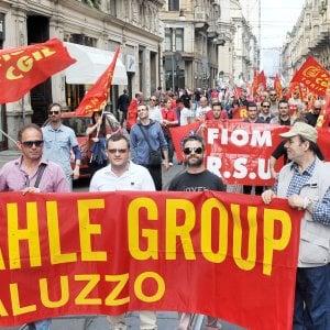 Crisi industriali, la Mahle sospende i licenziamenti negli stabilimenti di La Loggia e Saluzzo