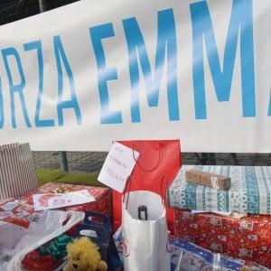 Chieri, festa per Emma la bimba travolta dal Suv