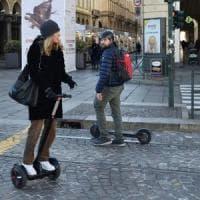 Torino, scuola guida di monopattino, l'idea del Comune per migliorare la