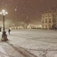 Venerdì promesse di neve anche a Torino, altre nevicate fino alla vigilia