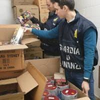 Torino: Capodanno sicuro, blitz della Finanza: sequestrate 4 tonnellate