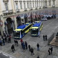 Arrivano 40 nuovi bus a metano per rinnovare il parco mezzi di Torino