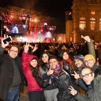 Capodanno 2020, 15mila persone alla grande festa in piazza Castello