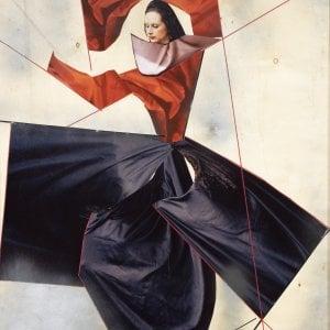 """""""Arte come Teatro"""", la mostra di Paola de' Cavero alla Pinacoteca Albertina"""