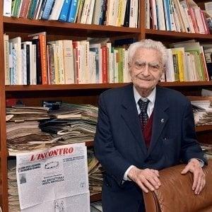 Casaleggio fa causa al giornale fondato dal partigiano Segre