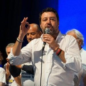 Salvini: negli atti del processo  di Torino spunta la condanna per razzismo