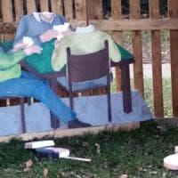 Piccoli vandali di 7, 8 e 9 anni hanno devastato presepe in un paese del