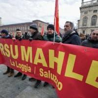 Torino, Cirio incontro i lavoratori della Mahle: