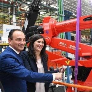 """Gorlier in Regione: """"Fca investe a Torino due dei 5 miliardi destinati all'Italia"""""""