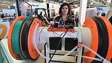 Il mondo della robotica in mostra all'Oval  Video  di ALESSANDRO CONTALDO