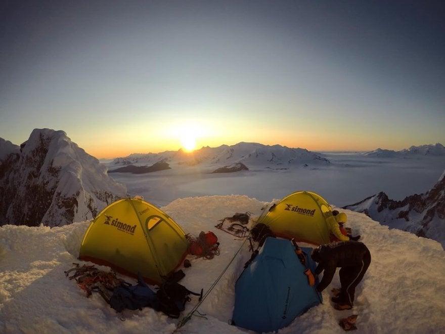 Da Courmayeur alla Patagonia, l'impresa di due guide