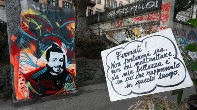 """Un murale per ricordare Stefano Leo,  """"ucciso perché troppo felice"""""""