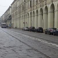 Torino, il coronavirus taglia il traffico: meno 20 per cento rispetto a