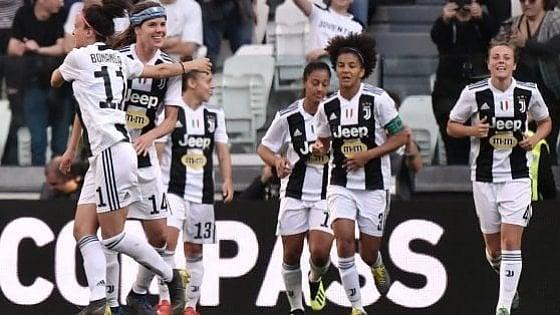 Torino si aggiudica la finale Champions League donne 2022, la prima col nuovo formato