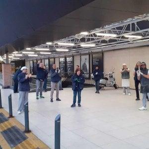 """Torino, """"Dateci le mascherine"""": I dipendenti non entrano nel supermercato"""