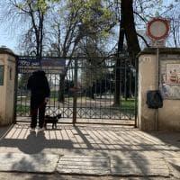 Coronavirus, Torino: niente runner o passeggiate, deserti o chiusi i parchi cittadini